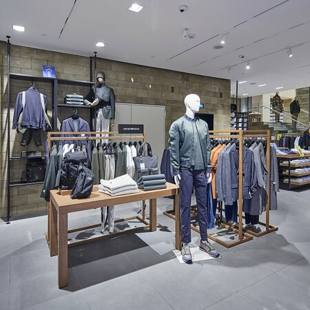 New Design, New Areas and New Brands in Rinascente Florence Store