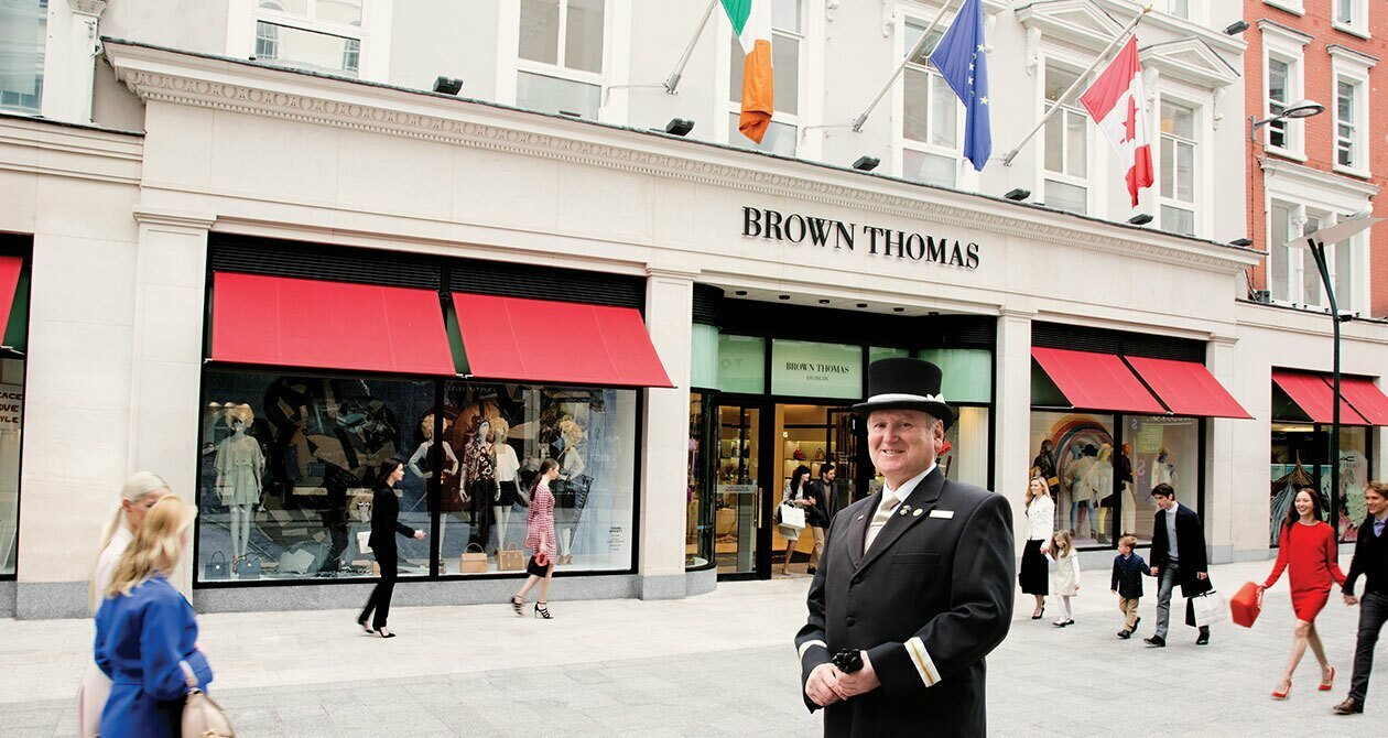 Brown Thomas, Dublin