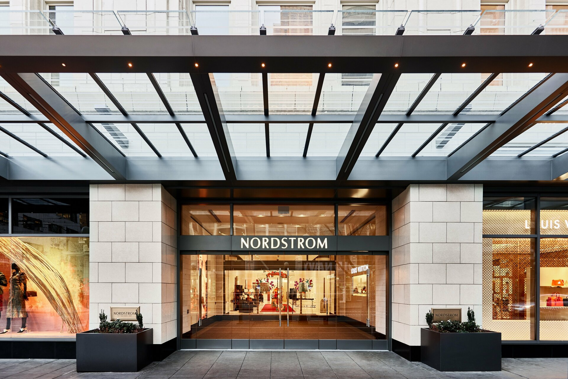 Nordstrom, Seattle