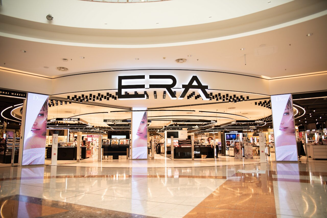 ERA Department Store, The Mall of Cyprus